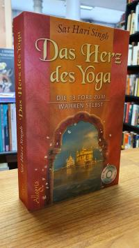 Singh, Das Herz des Yoga – Die 13 Tore zum wahren Selbst,