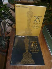 The Sunnday Times, 75 Years of the Oscars – Part One & Part Two, 2 Bände / 2. Vo