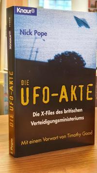 Pope, Die UFO-Akte – Der UFO-Beauftragte des britischen Verteidigungsministerium