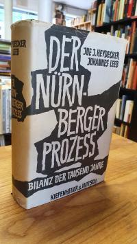 Heydecker, Der Nürnberger Prozeß – Bilanz der Tausend Jahre,