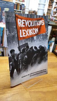 Weigt, Revolutions-Lexikon – Taschenbuch der außerparlamentarischen Aktion – [Wa