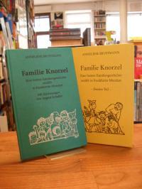 Brustmann, Familie Knorzel – Eine heitere Familiengeschichte erzählt in Frankfur