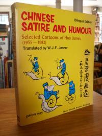 Junwu, Chinese Satire and Humor –  Selected Cartoons of Hua Junwu ( 1955 – 1982
