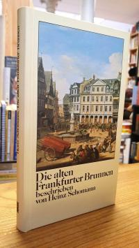 Schomann, Die alten Frankfurter Brunnen,