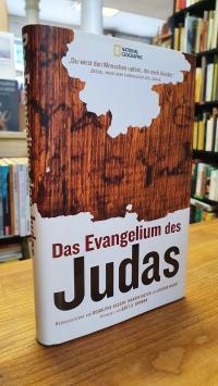 Kasser, Das Evangelium des Judas – Aus dem Codex Tchacos – Vorwort von Bart D. E