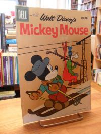 Disney, Mickey Mouse, No. 70, Feb-March 1960,
