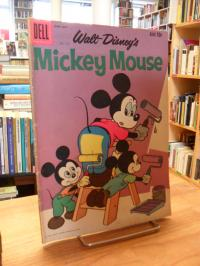 Disney, Mickey Mouse, No. 72, Feb-March 1960,