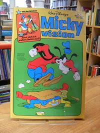 Disney, Micky Maus – Die größte Jugendzeitschrift der Welt, Nr. 6 vom 7.2.1976,