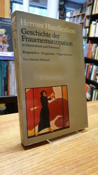 Weiland, Geschichte der Frauenemanzipation in Deutschland und Österreich – Biogr