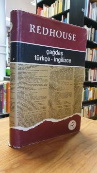 Çagdas türkçe-ingilizce sözlügü – Contemporary Turkish-English Dictionary,