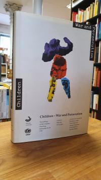Adam, Children – War and Persecution – proceedings of the congress, Hamburg, Sep