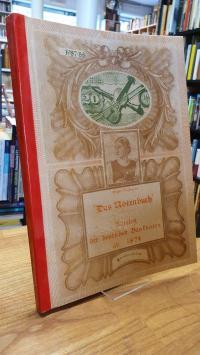 Hoffmann, Das Notenbuch – Katalog der deutschen Banknoten ab 1874,