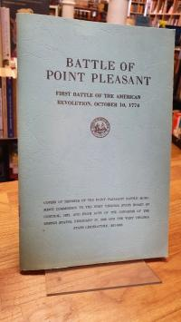 Battle of Point Pleasant – First Battle of the American Revolution, October 10,