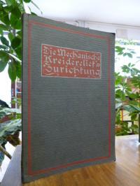 Lankes, Die mechanische Kreiderelief-Zurichtung,