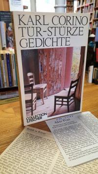 Corino, Tür-Stürze – Gedichte,
