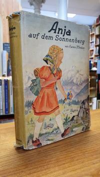 Menken,  Anja auf dem Sonnenberg – Eine Erzählung,