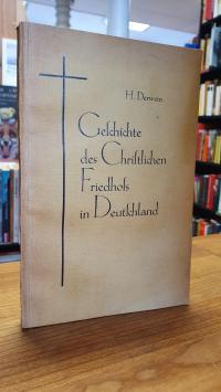 Derwein, Geschichte des Christlichen Friedhofs in Deutschland,