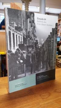 Fritz-Bauer-Institut, Einsicht 09 – Bulletin des Fritz Bauer-Instituts: 70 Jahre