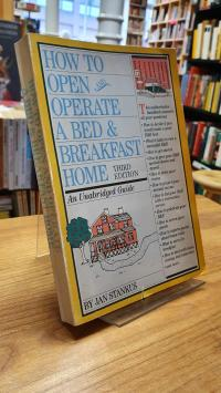 Stankus, How to Open and Operate a Bed & Breakfast,