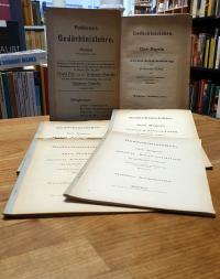 Poehlmann, Gedächtnislehre – ihre Regeln und deren 4 Bände zur Gedächtnislehre:
