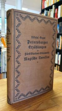 Gogol / Odojewskij, Petersburger Erzählungen / Magische Novellen,