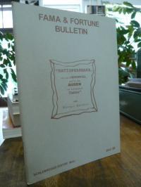 Büttner, Ratiopharmaka – Fama & Fortune Bulletin, 2002, Heft 28, hrsg. von Peter