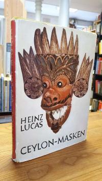 Lucas, Ceylon-Masken – Der Tanz der Krankheits-Dämonen,