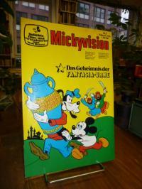 Disney, Walt / Kabatek, Mickyvision, Heft 2 Februar 1976