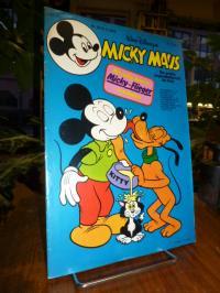 Disney, Micky Maus – Die größte Jugendzeitschrift der Welt, Nr. 20 von 15.5.1976