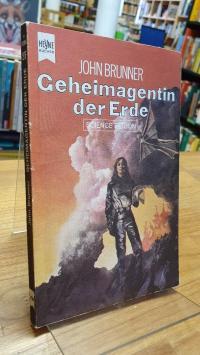 Brunner, Geheimagentin der Erde – Science-fiction-Roman,