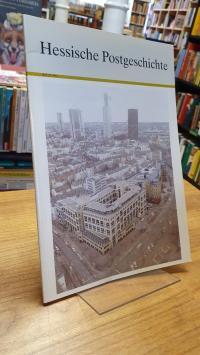 Gesellschaft für deutsche Postgeschichte (Bezirksgruppe Hessen), Hessische Postg