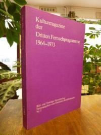 Klünder, Kulturmagazine der Dritten Fernsehprogramme 1964-1973,