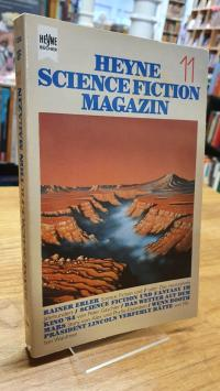 Jeschke, Heyne-Science-Fiction-Magazin 11,