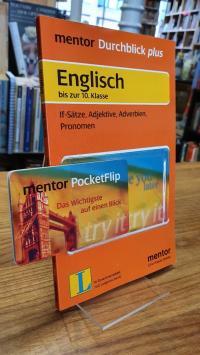 Walther, Englisch [bis zur 10. Klasse]: If-Sätze, Adjektive, Adverbien, Pronomen