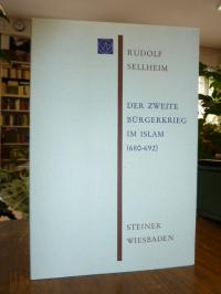 Sellheim, Der zweite Bürgerkrieg im Islam (680-692) – Das Ende der Mekkanisc