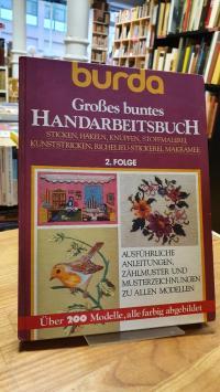 Burda großes buntes Handarbeitsbuch – 2