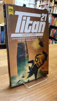 Aldiss, Titan 21 – Klassische Science Fiction-Erzählungen,
