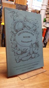 Kulturgesellschaft (Dietzenbach), Dietzenbacher Küche international – Rezepte vo