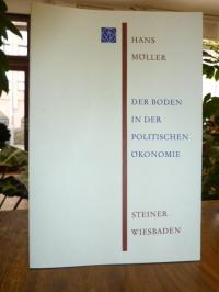 Möller, Der Boden in der politischen Ökonomie,