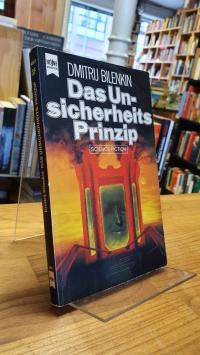 Bilenkin, Das Unsicherheits-Prinzip – Science-Fiction-Erzählungen,