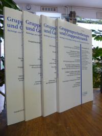 Battegay, Gruppenpsychotherapie und Gruppendynamik – Beiträge zur Sozialpsycholo