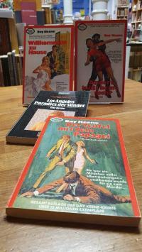 Keene, 4 Kriminalromane von Day Keene: Der Teufel mit dem Papagei, Willkommen zu