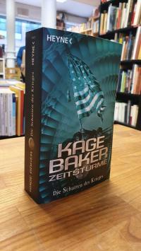 Baker, Die Ufer der neuen Welt – Zeitstürme – Dritter Roman,