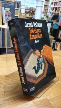 Asimov, Tod eines Androiden – Ein Roman aus Isaac Asimov's Universum,