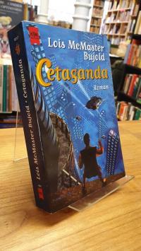 Bujold, Cetaganda – 9. Roman des Barrayar-Zyklus,