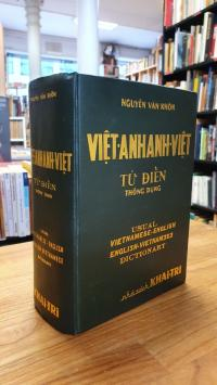 Vietnamesisch / Nguyên-van-Khôn, Viet-Anh Tu Dien – Thong-Dung – Usual Vietnames
