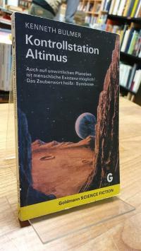 Bulmer, Kontrollstation Altimus – Utopisch-technischer Roman,