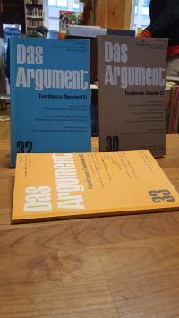 Haug, Faschismus-Theorien I-III: Das Argument 42 – Berliner Hefte für Probleme d