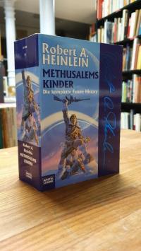 Heinlein, Methusalems Kinder – Vier Romane und siebzehn Erzählungen – [Die kompl