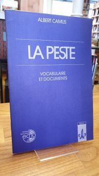Camus, La peste – Vocabulaire et documents / par